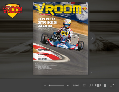 Free Digital Edition of Vroom International Magazine