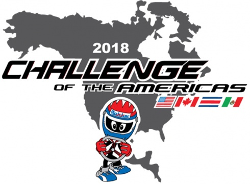 Challenge Of The Americas releases 2018 schedule