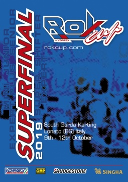 ROK Cup Superfinal 2019. South Garda, 9-12/10/2019