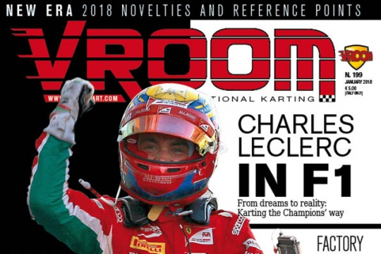 Vroom International January 2018 out now!
