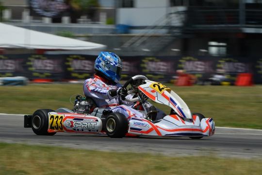 Towards Sarno for Round 2 of the European Championship