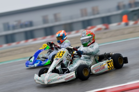 A good, scrappy Reed on Manetti Motorsport