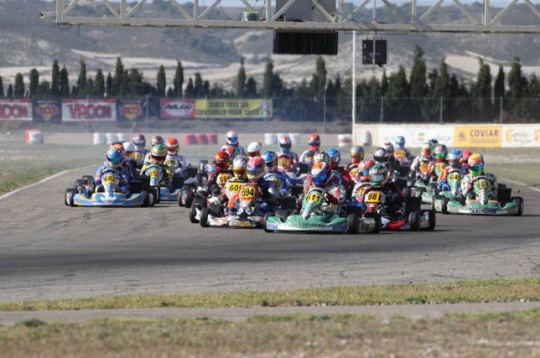 Final showdown at the Rotax International Open