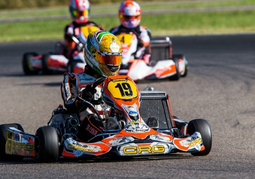 CIK-FIA KZ, KZ2 World Championships & Academy Trophy, Kristianstad - Qualifying