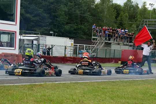 Attractive prices at the German Kart Championship