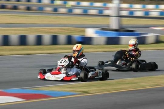 DRT Racing preparing for 2014 with DR Racing Kart