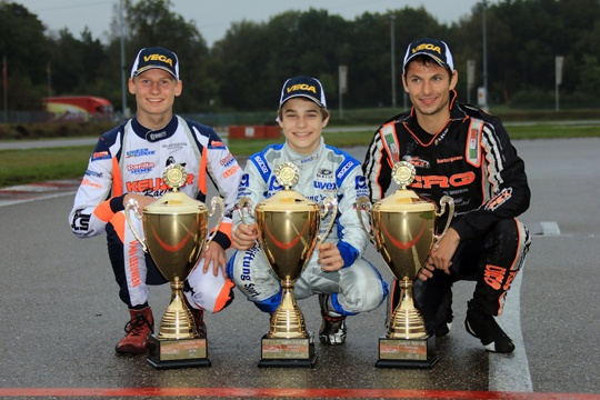 Thrilling fights at the DKM finale in Genk