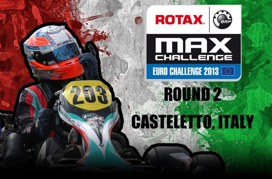 Rotax Max Euro Challenge returns to Italy