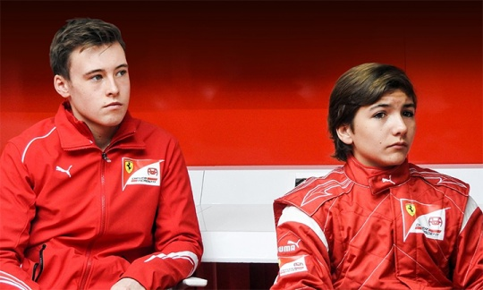 Marcus Armstrong and Emerson Fittipaldi Jr. join the Academy