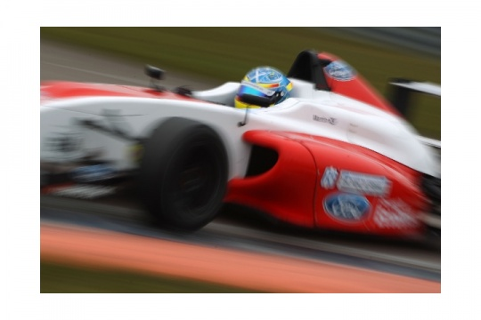 FKS Champion Ross Martin ready for MSA Formula opening rounds at Brands Hatch
