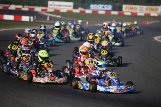 The 46th Trofeo delle Industrie filled up