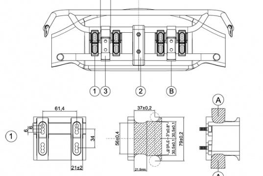 New front fairing mounting kit compulsory as of May