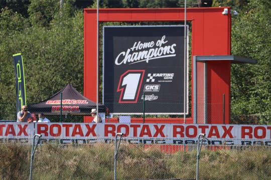 Rotax Euro Trophy switches to Genk for season finale!