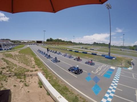 Karting Challenge Presented by Hoosier Racing Tire Round 11, Nov. 5