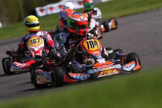 Eastern Canadian Karting Championship goes big with Briggs