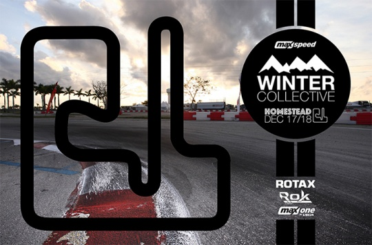 Official Winter Collective Test for the 2017 Florida Winter Tour Set for December 17-18