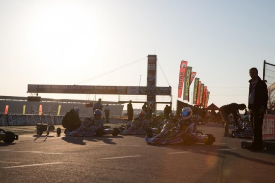 Hot action in Portimao for the first day's heats