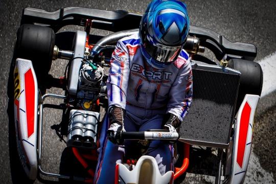 Naudé ready for the double race of Lonato