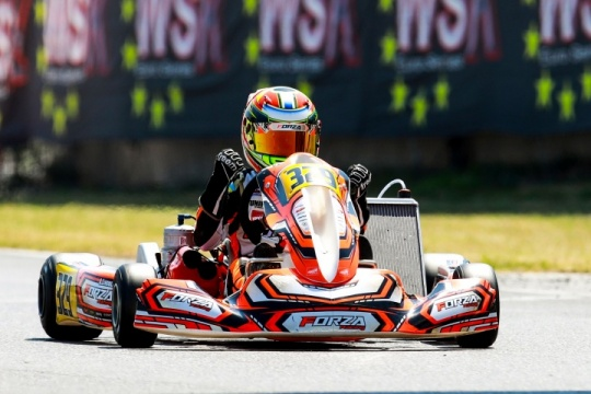 Forza Racing victorious in Lonato