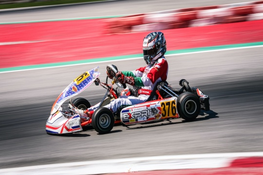 Elia Galvanin: my experiences in Europe with Rotax