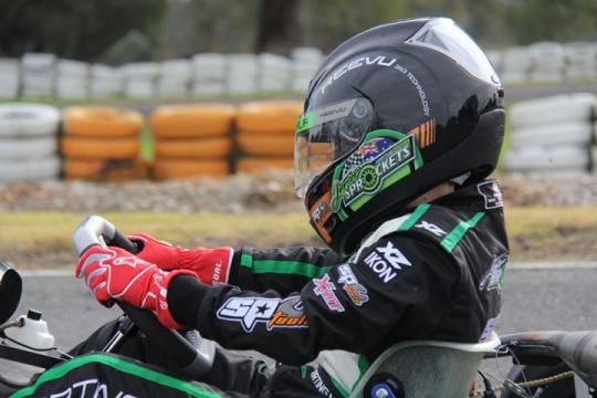 Junior Sprockets hits the mark in Australia