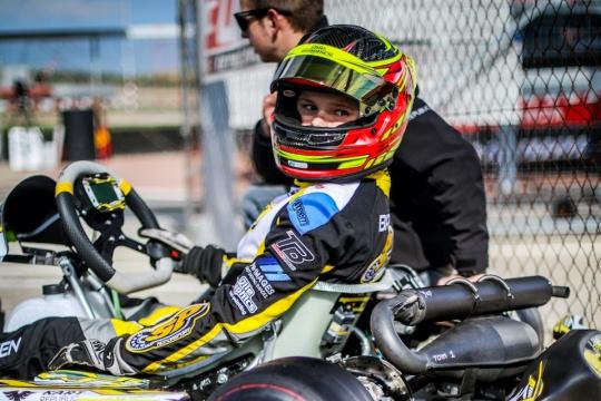 Braeken will represent Belgium in the FIA Academy Trophy