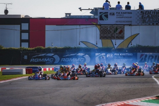 New dates for RGMMC Champions of the Future