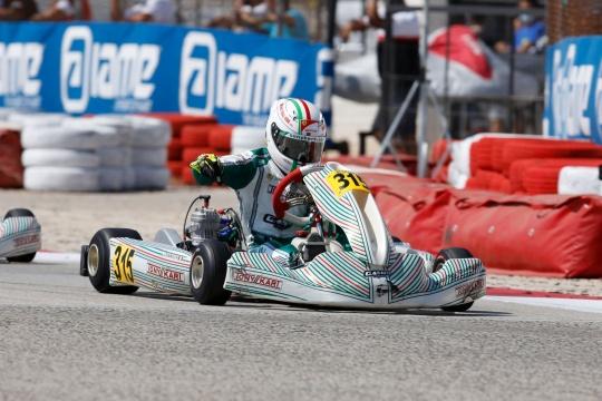 ACI Karting - Junior is Gamoto's fief in Triscina!
