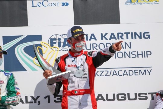 FIA Karting European Championship, Adria - Victories for Irlando, Gustavsson and Zilisch