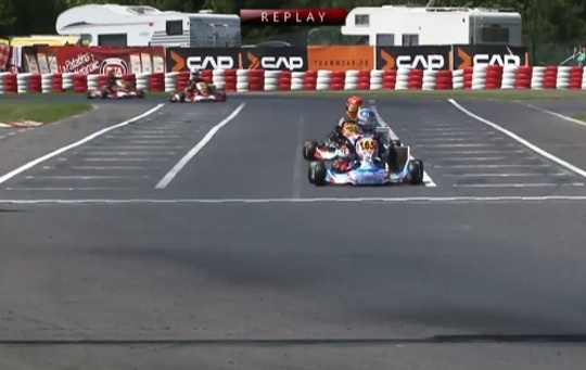 KZ2-Prefinal 2. Johansson grabs win over Tiene