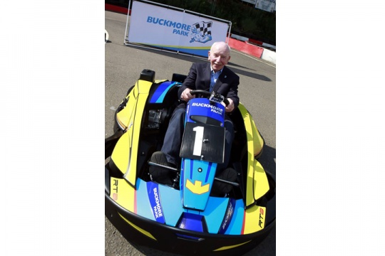 Buckmore Park to Welcome Formula Kart Stars 9th - 10th April 2016