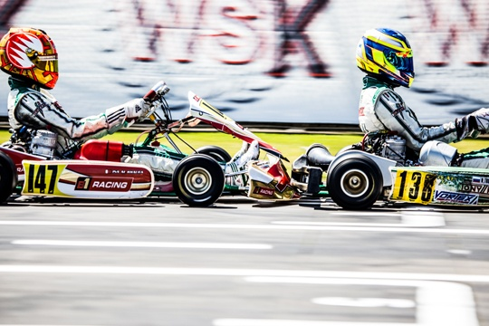 The CIK teams up with KG against crashes