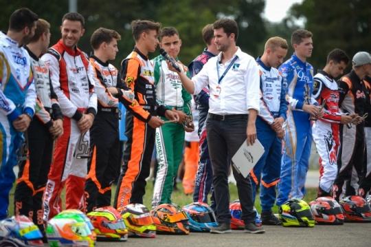 Kart Prix of Germany KZ / KZ2 / FIA Academy - Preview