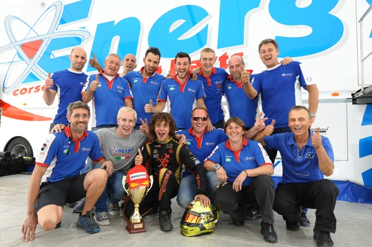Energy Corse, a reference point for KZ2