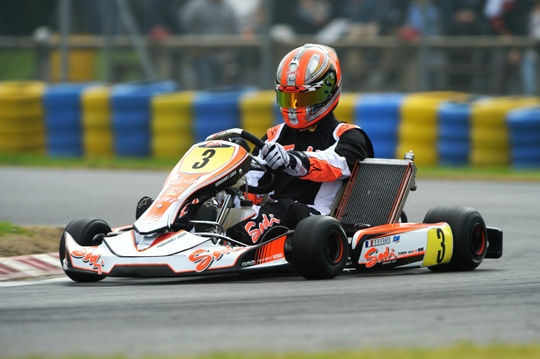Sodi and international competition for 2014