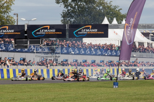 Laurent and Loubere, what a duel in KZ2!