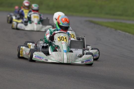 Tony Kart focused on World KZ Champioship