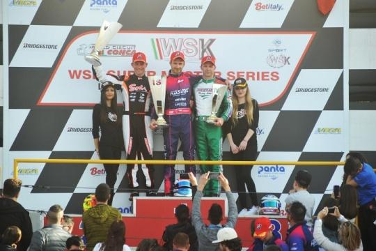 WSK Super Master Series, La Conca – Round 3, March 19 2017