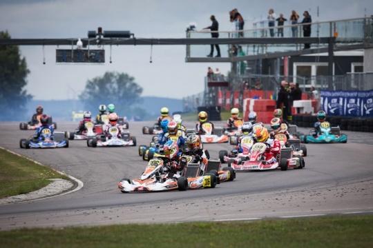 CIK-FIA European Championship, Kristianstad– Heats report