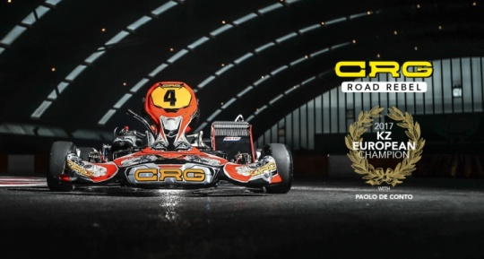 CRG claimed its 47th European Championship in Spain