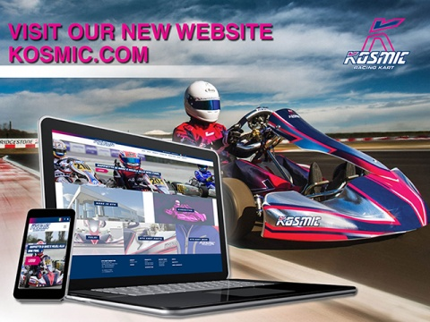 The new Kosmic Kart website is now online