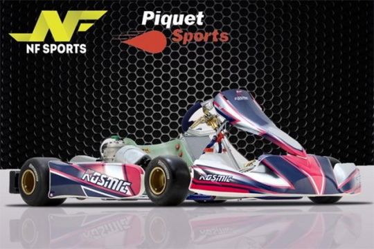 NF/Piquet Sport to become Kosmic Racing Team in Florida