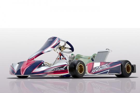 Kosmic presents 2017 chassis