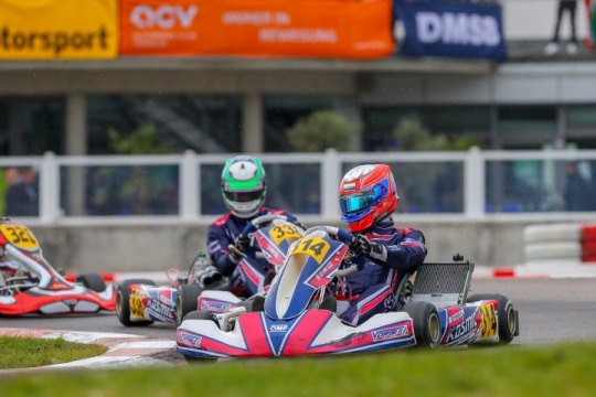 Changeable weather conditions compromize the European Championship in Germany