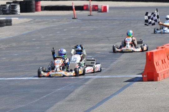 New era continues to evolve following round five of Los Angeles Karting Championship