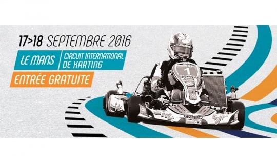 The first CIK-FIA 24h of Le Mans