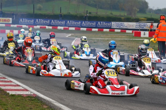 Margutti Trophy, new dates: April 9-12TH 2020