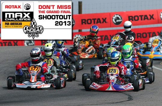 Rotax Pan-Am: the Last Shootout before the Rotax Grand Finals!