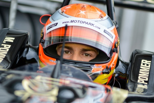 Markus Pommer continues to drive for Team Motopark in 2015