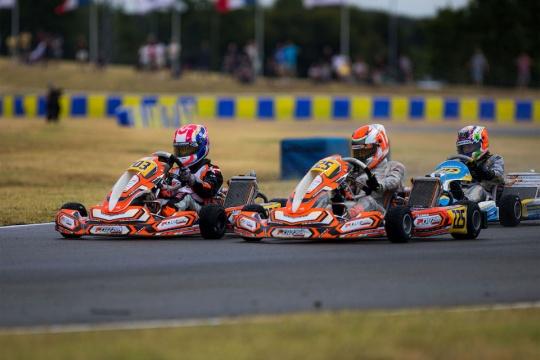 FIA Karting World Championship: here we are!